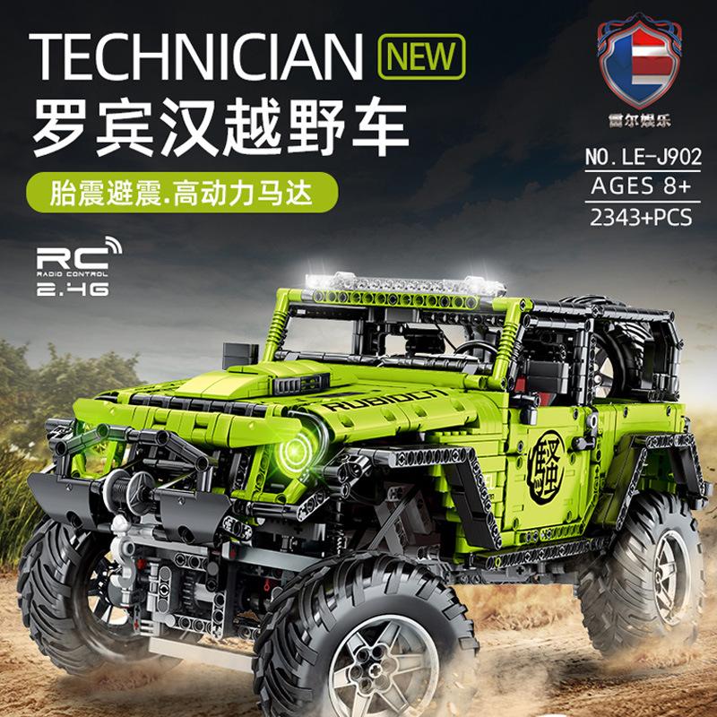 Jeep Wrangler Rubicon:Static version