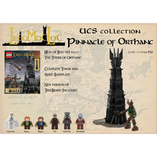UCS Pinnacle of Orthanc