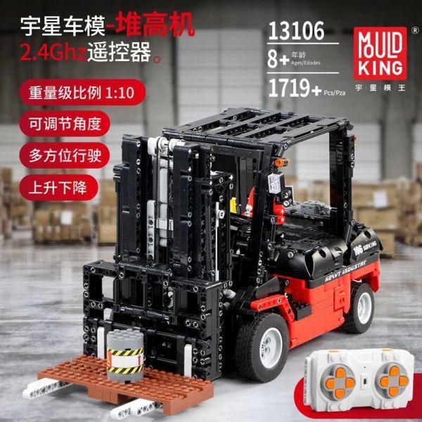 LEGO Technic Custom Forklift Mk II