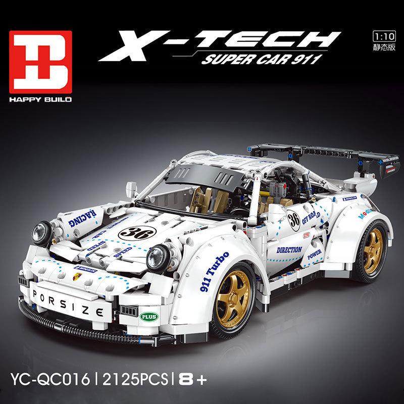 Porsche 911 Widebody