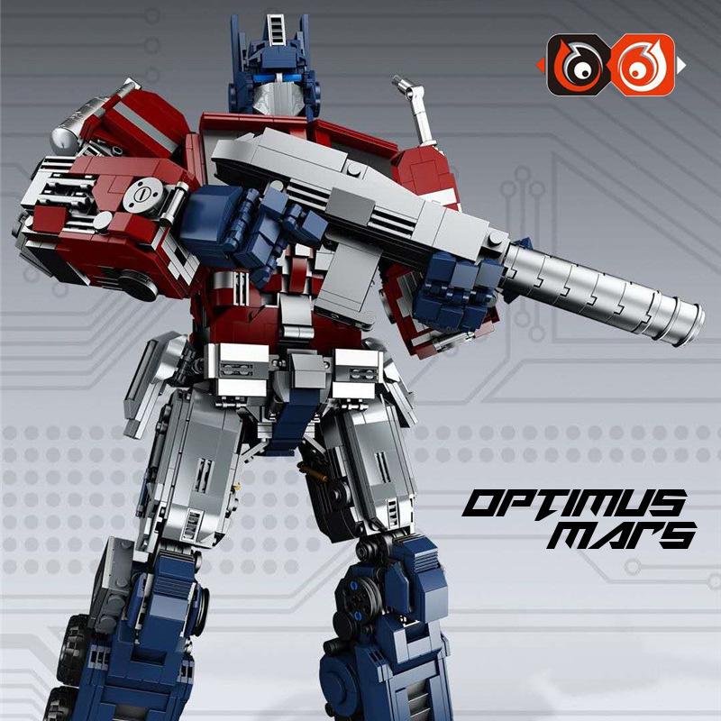 Optimus Mars