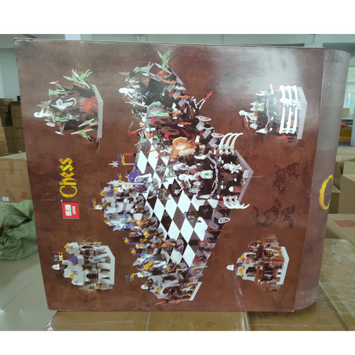 Castle Giant Chess Set