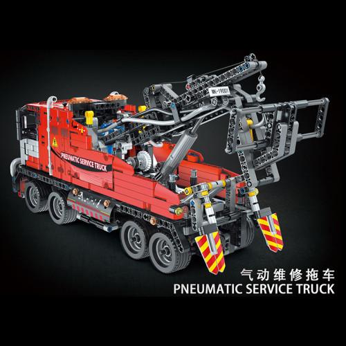 Pneumatic Service Truck