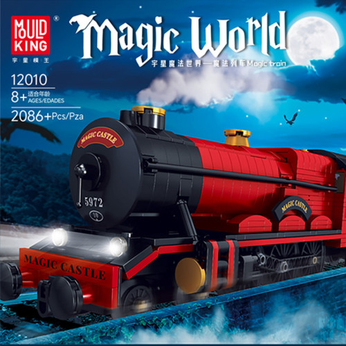 Magic Train(With Battery)