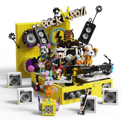 Anamal Music Box(With Battery)