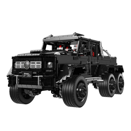 G63 AMG 6X6(Not incloud RC)