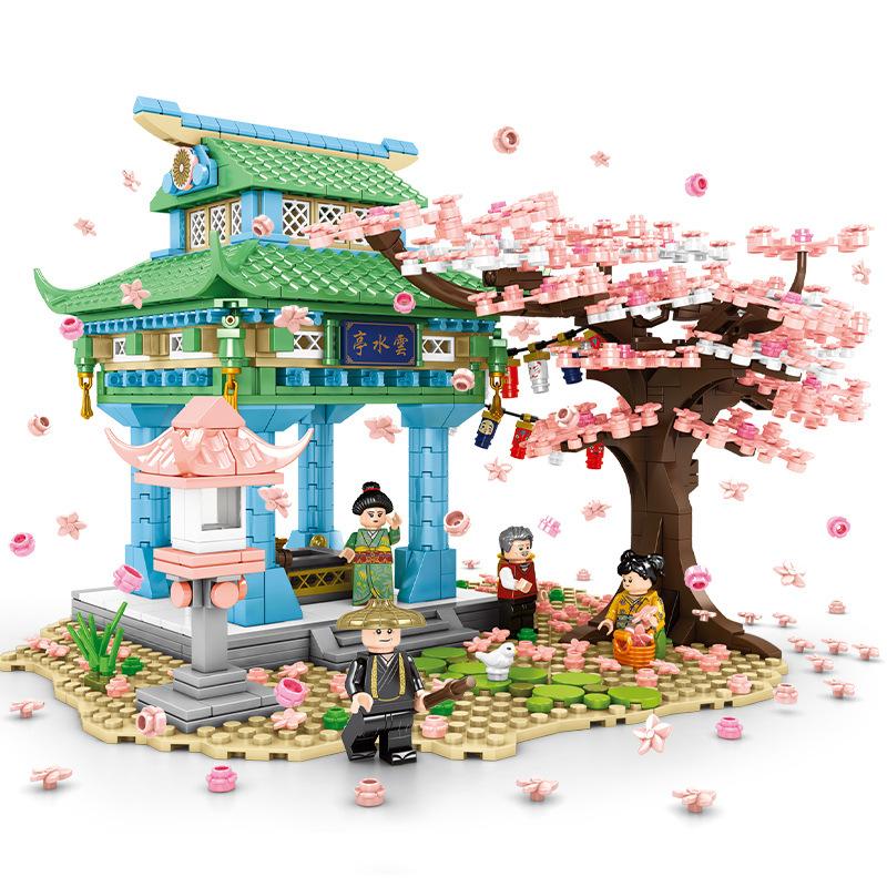 SemBo Cherry Blossom Series