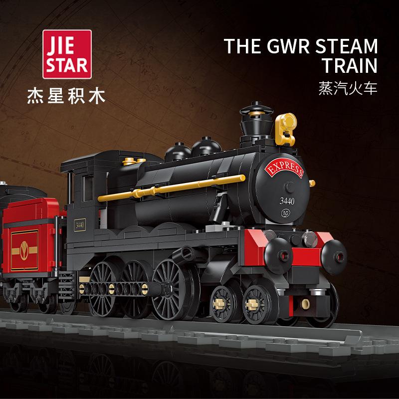 The GWR Steam Train