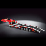 Trailer-Compatible with Tractor Truck
