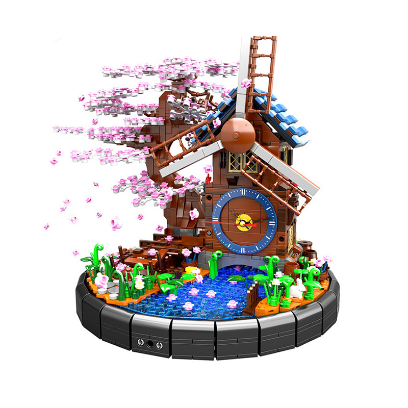 Time Windmill (With PF)