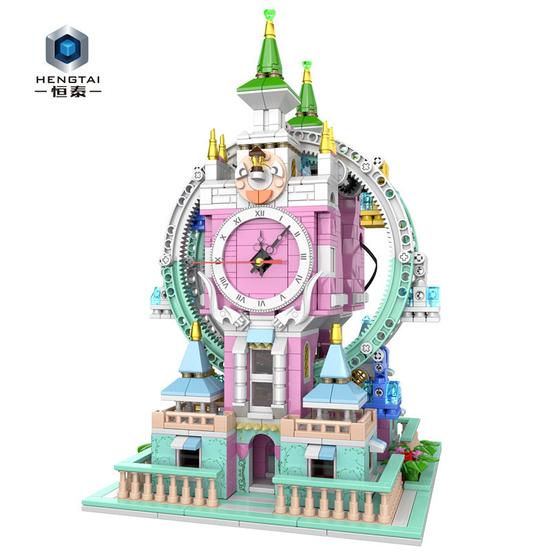 Time Wheel (With PF)