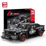 Ford Mustang Hoonicorn V2 (1:12)