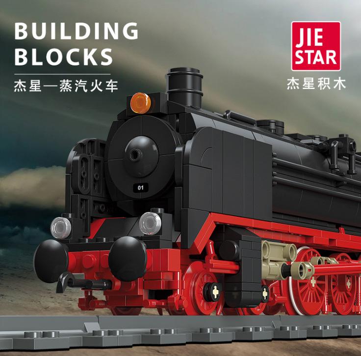 BR01 Steam Train