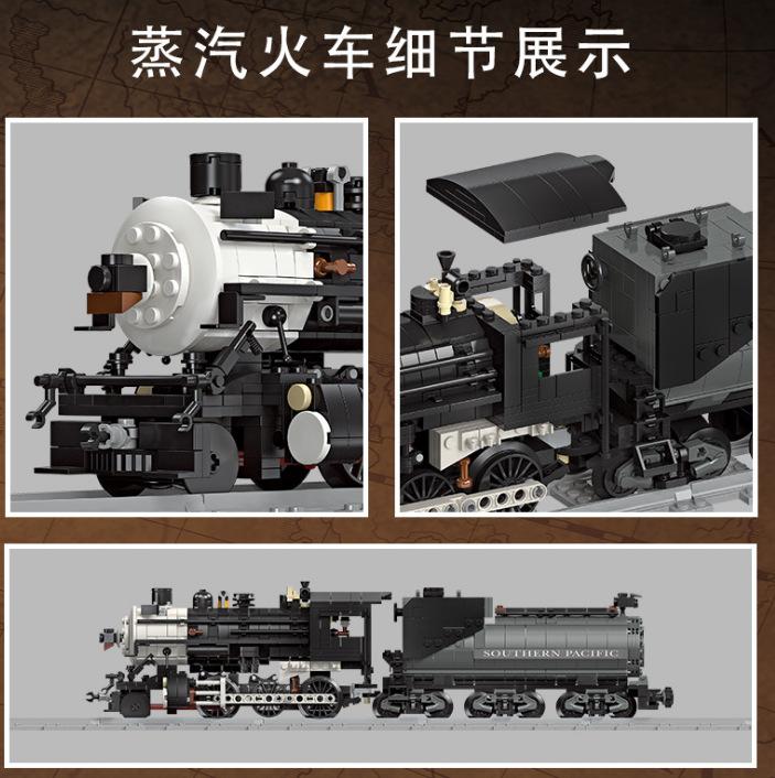 CN5700 Steam Train