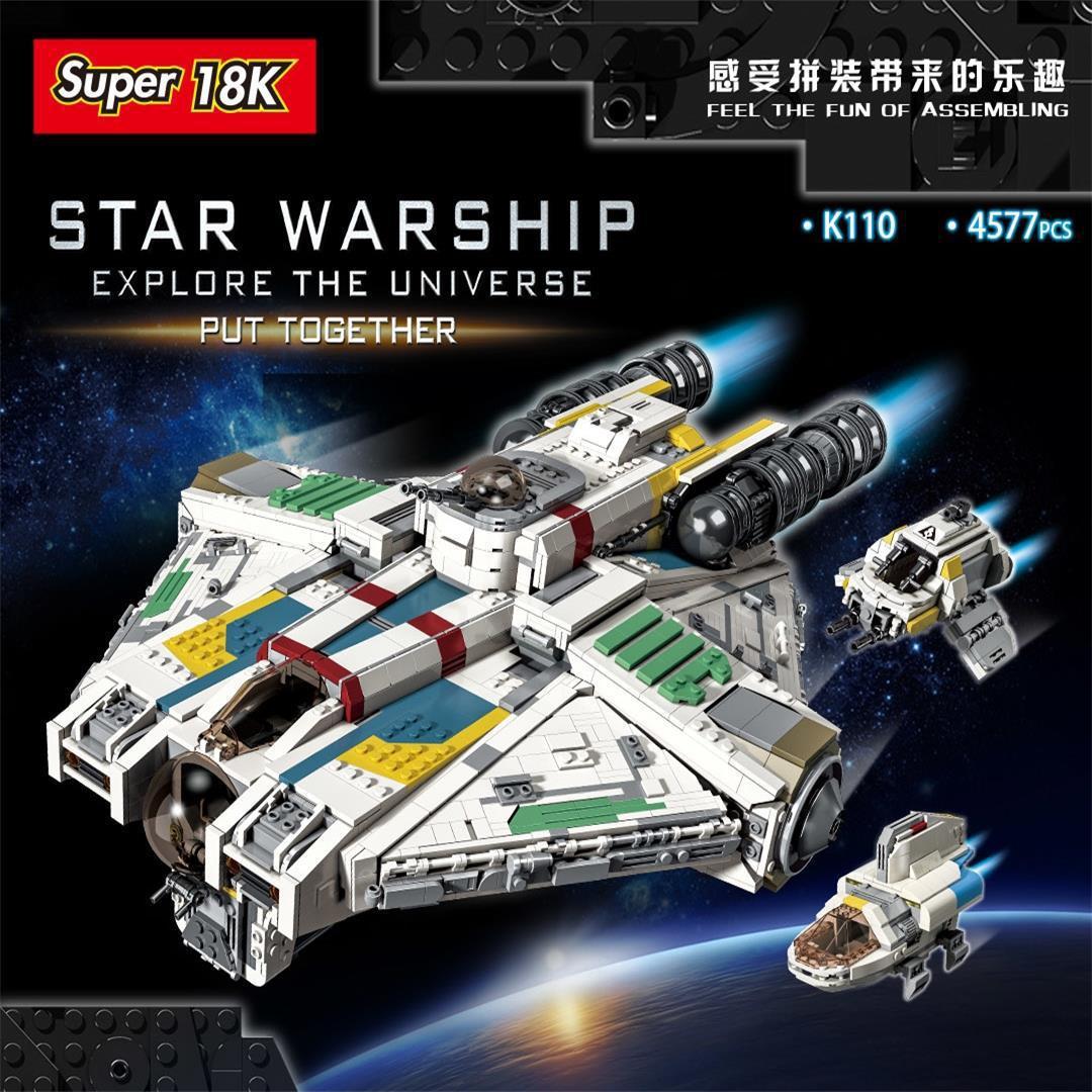 Star WarShip