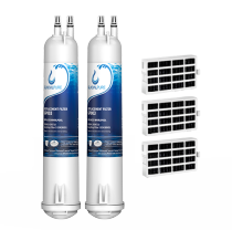 GlacialPure 2pk Filter 3, 4396841, EDR3RXD1, 46-9083 with Air1 filter