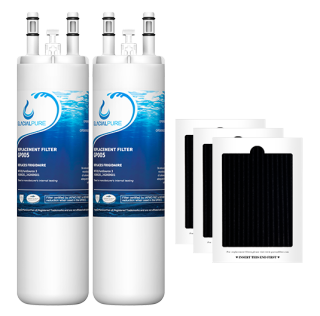 GlacialPure 2Pack AP4567491, WF3CB, PureSource3 with Air filter