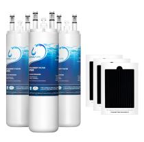 GlacialPure 3Pack AP4567491, WF3CB, PureSource3 with air filter