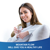 Mountain Flow w10413645a, Edr2rxd1 Water Filter, Filter 2 (5 Pack)