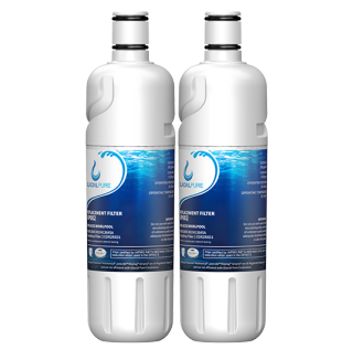GlacialPure w10413645a, Edr2rxd1 Water Filter, Filter 2 (2 Pack)