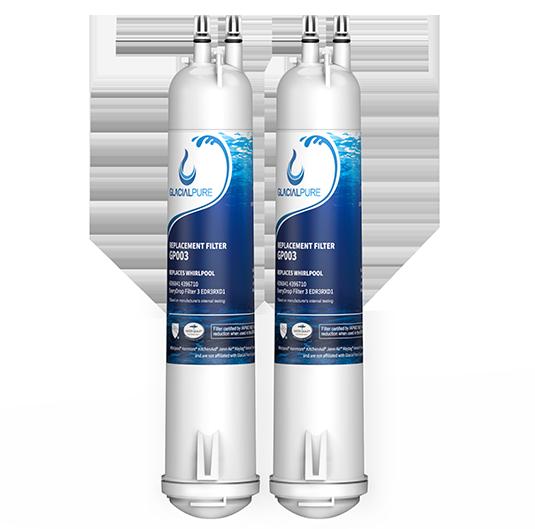GlacialPure 2Pack Filter 3, 4396841, EDR3RXD1, 46-9083