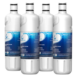 GlacialPure w10413645a, Edr2rxd1 Water Filter, Filter 2 (4 Pack)