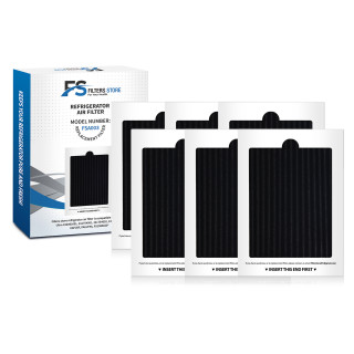 PAULTRA Fridge Air Filter Replacement by AIRx (6-Pack)