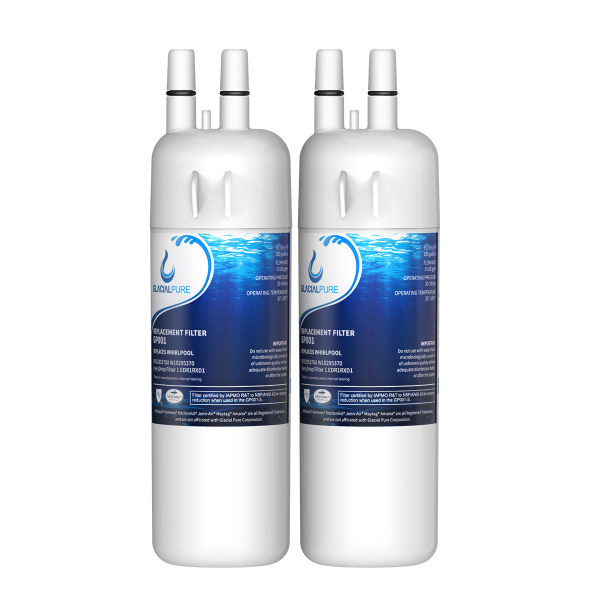 GlacialPure 2Pack Filter 1, EDR1RXD1, W10295370A