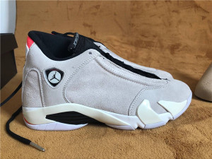 "Authentic Air Jordan 14 ""Desert Sand"""