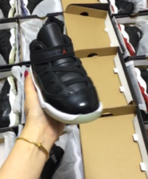 Authentic Air Jordan 11 Kids 72 -10