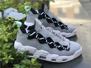 Sneaker Room x Nike Air More Money QS grey