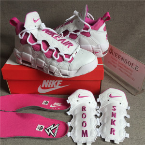 Sneaker Room x Nike Air More Money QS pink