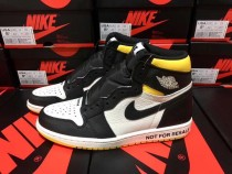 Authentic jordan 1  NOT FOR SALE  Yellow