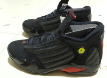 Authentic Air Jordan 14 Retro Bred