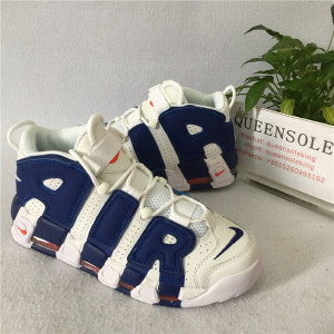 """Authentic Nike Air More Uptempo """"Knicks"""""""