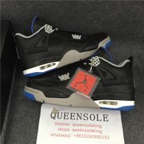 """Authentic Air Jordan 4 """"Royal"""""""