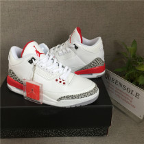 "Authentic Air Jordan 3 ""Katrina"""