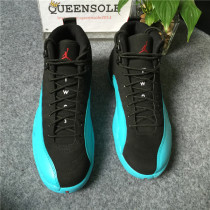 Authentic Air Jordan 12  gamma blue