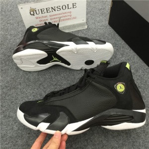 Authentic Air Jordan 14 Indiglo