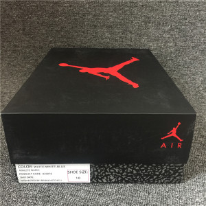 Authentic Air Jordan 3 UNC PE