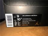 Authentic Supreme x Air Jordan 14 Black Blue