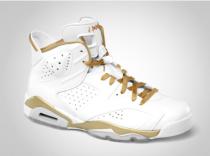 Authentic  Air Jordan 6 Golden Moments Pack