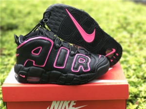 """Authentic Nike Air More Uptempo GS """"Hyper Pink"""""""