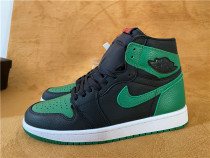 "Authentic Air Jordan 1 Retro High OG ""Pine Green"""