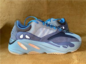 """Authentic Yeezy Boost 700 """"Carbon Blue"""""""