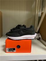 "Authentic sacai x Nike LDV Waffle ""Black Nylon"""