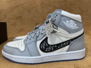 Authentic Air Jordan 1  Dior