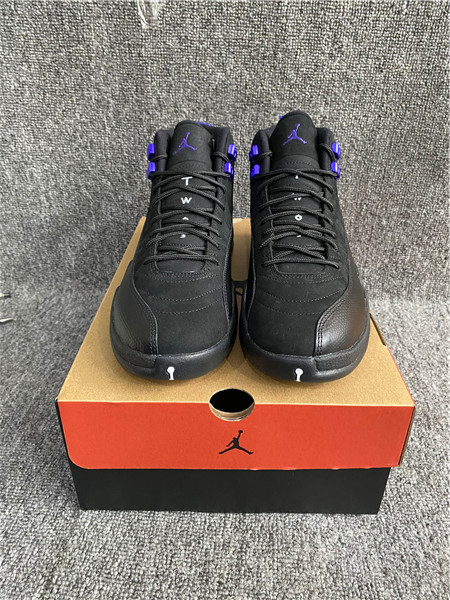 "Authentic Air Jordan 12 ""Dark Concord"""
