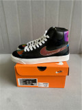 Authentic Nike Blazer Mid '77 VNTG Black