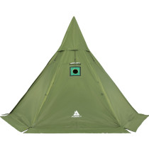 HEX Hot Tent with Wood Stove Jack 2-4 Person